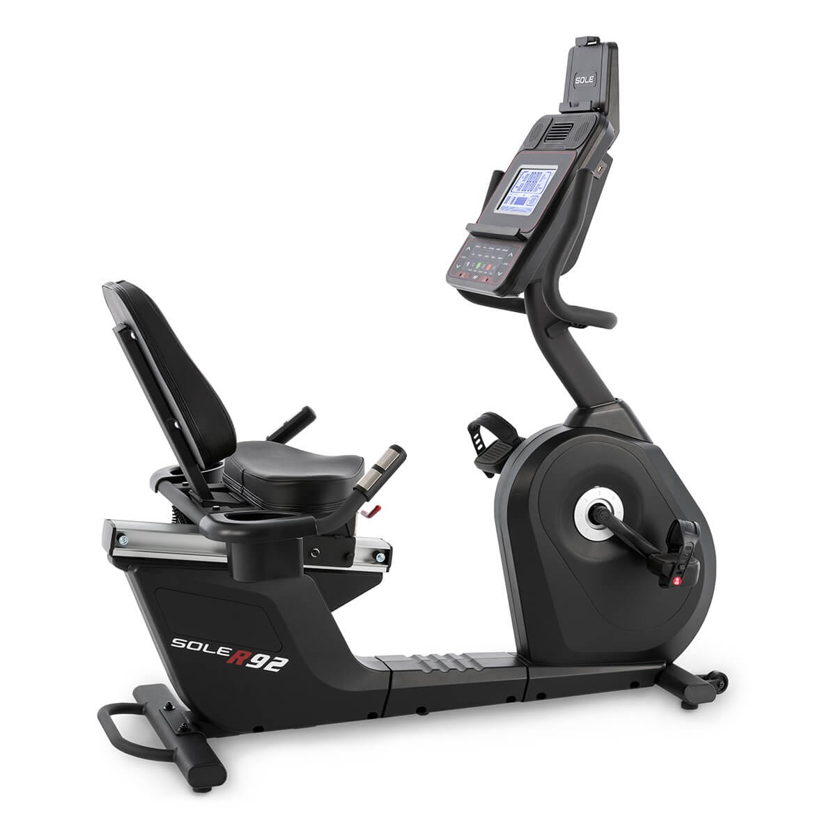 Rower poziomy SOLE by HAMMER R92 model 2019